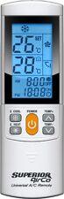 Superior AirCo Plus telecomando universale condizionatore Panasonic Daikin LG