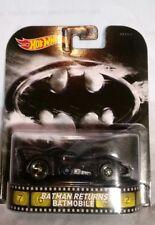 HOT WHEELS 1/64 RETRO BATMAN RETURNS BATMOBILE NEW