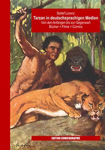 Tarzan in deutschsprachigen Medien NEUWARE Comic Edition Comicographie