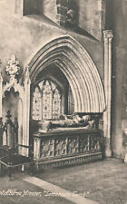 PC16187 Wimborne Minster. Somersets Tomb. Frith. No 19480
