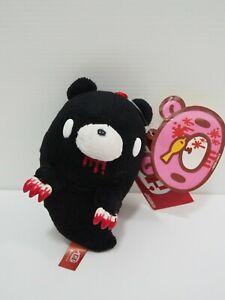 "Gloomy Bear Black Ghost Mori Chack CHAX CGP-235 Taito Mascot 5"" Plush Japan"