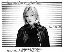 Marianne Faithfull Original Press Photo