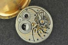 VINTAGE 16S SOUTH BEND 21J SWING OUT POCKET WATCH GRADE 227 FROM 1922 KEEPS TIME