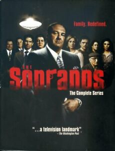 The Sopranos: The Complete Series (Blu Ray)