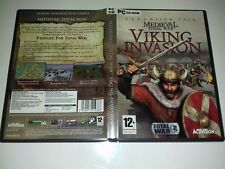 Medieval Total War: Viking Invasion PC GAME 042-702