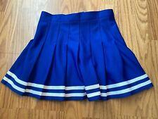 Womens Chasse blue and white cheerleading skirt sz 6