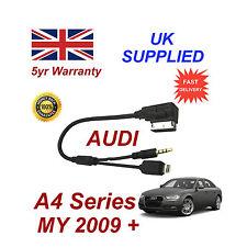 Pour AUDI A4 Series AMI MMI Pour Apple iPhone 5 5 C 5 S 6 6 plus 8 broches et câble aux s