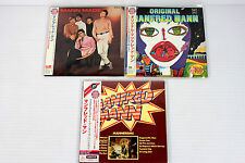 MANFRED MANN ~ JAPAN MINI LP CD SET OF 3 ALBUMS, ORIGINAL, RARE, OOP