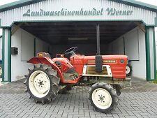 Allrad Kleintraktor Yanmar, Kleinschlepper, schmalspur Bulldog,Traktor