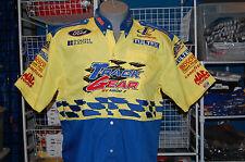 Jeff Burton Roush Racing Track Gear crew shirt