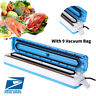 Food Saver Vacuum Sealer Seal A Meal Machine Foodsaver Sealing System w/9 Bags