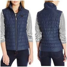 BENCH Trick Gilet Thinsulate Vest Total Eclipse Size Large Black NWT