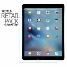 GENUINE 9H TEMPERED GLASS LCD SCREEN PROTECTOR FLAT FOR IPAD Pro 10.5""