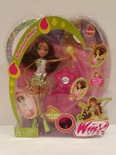 2004 Mattel Winx Club LAYLA Singsational Magic doll! NIB! HTF Beautiful!!