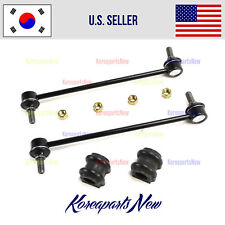 Front Stabilizer Bar Link + Bushings (4pcs) for HYUNDAI VELOSTER 2012-2017 ⭐⭐⭐⭐⭐
