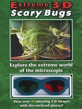 Extreme 3-D: Extreme 3-D Scary Bugs by Elaine Humphrey, Leslie Johnstone and Sh…
