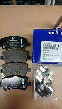 GENUINE VOLVO REAR BRAKE PADs 31317482 BRAKES S60 V60 *SOLID DISCS*
