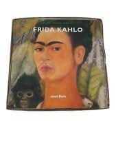 Frida Kahlo Art Ed Books and Kit by Janet Boris New