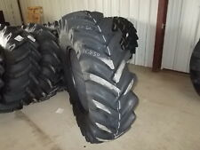 Two New 184 30 14 Ply R1 Tractor Tires