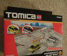 Tomica Hypercity USA Set Mitsubishi i-Miev & Daihatsu Mira, New, Ships from USA