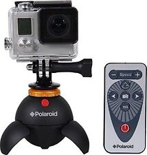 Polaroid Rechargeable Panorama EyeBall Head w/Attachment for GoPro Action Camera