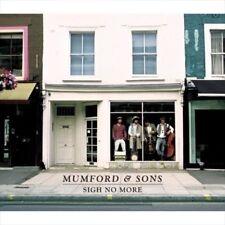 MUMFORD & SONS Sigh No More CD BRAND NEW
