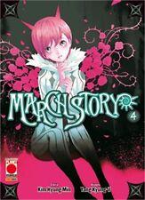 PM0255 - Planet Manga - March Story 4 - Nuovo !!!