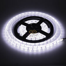 16ft 5630 SMD 300LED Waterproof Cool White Flexible LED Strip Light Super Bright