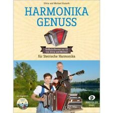 Kumeth: Harmonika Genuss - Noten Steirsiche Harmonika (JP6629) 9783940013200