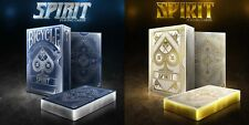Bicycle Spirit Limited Edition Playing Cards (Gilded 2 Deck Set) VERY RARE
