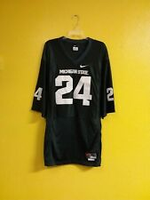 � Michigan State Spartans #24 Le'Veon Bell Nike Ncaa Football Jersey Mens - Xl