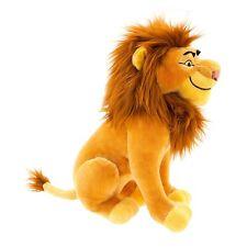 "Genuine Disney Store Lion King Mufasa Soft Toy Plush BNWT H 14"" Simba Dad"