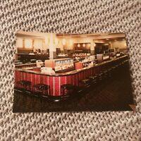Workers Club Bar, Mildura, Vic - Vintage Postcard
