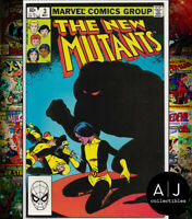 New Mutants #3 NM- 9.2 (Marvel) 1983
