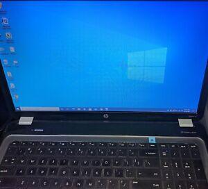 """HP Pavilion G7 - 17.3"""" 320GB HDD 4GB RAM 1.90GHz AMD A4-3300M APU WEbcam"""
