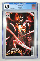 ABSOLUTE CARNAGE #1 CGC 9.8 Dell Otto Variant (2019) Marvel Comics