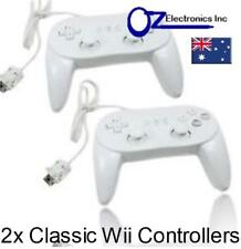 2x New Classic Pro GamePad Controller for Nintendo Wii U Australian Seller NEW