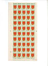 Timbres Postes France neufs type 4° Série BLASONS D'AUVERGNE de 1949