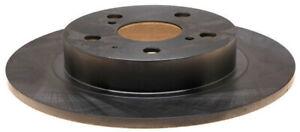Disc Brake Rotor-Non-Coated Rear ACDelco Advantage 18A2924A fits 11-16 Scion tC