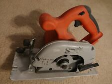 milwaukee cordless battery saw model 6310-20