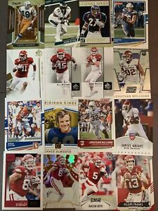 (51) Arkansas Razorbacks Football Card Lot! Hunter Henry- Alex Collins- Boyd