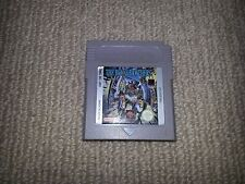 The Blues Brothers Nintendo Gameboy Cartridge, Cleaned & Tested