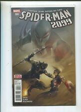Spider-Man 2099 #4 Near Mint Fighting Crime Before His Time Marvel Comics  MD7