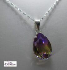21.6 ct Ametrine Bi-Color  Pendant - Necklace