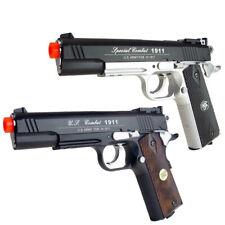 WinGun Full Metal Special Combat 1911 Co2 Half-Blowback Airsoft Pistol CNB-4601