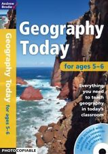Geography Today For Ages 5-6 ....  School or Home Education