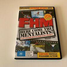 FHM DVD - Extreme Sports BMX etc