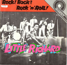 "LITTLE RICHARD  EP AMIGA  "" ROCK! ROCK! ROCK 'N' ROLL! "" [ALL. DE L'EST]"