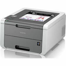 Brother HL-3140CW laser printer, A4, Colour, Wireless / WiFi, AirPrint