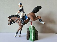 Schleich 42047 Cross country set Eventing horse